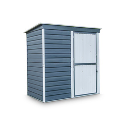 Galvanized Steel Storage Shed