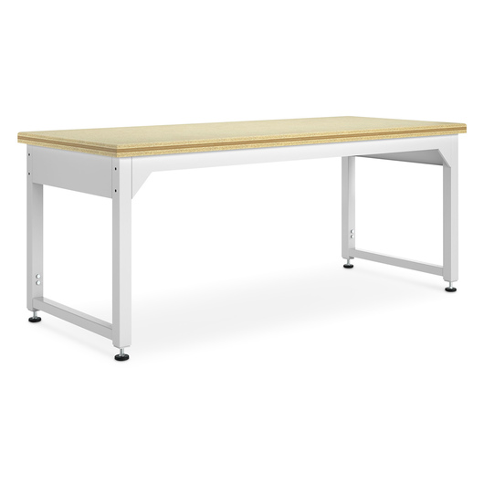 Adjustable Metal Tables - 72 in. W ShopTop®