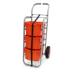Gratnells Rover All-Terrain Cart - With 3 Extra Deep Trays