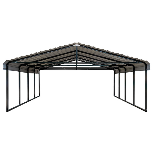 SHELTERLOGIC Arrow Carport - Eggshell