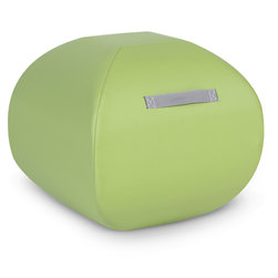 Angeles® Turtle Seat™ Classroom Furniture - 16 in. - Apple Green