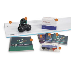 Applied Robotics Education Cue™ Coding Robot STEAM Pack and Curriculum