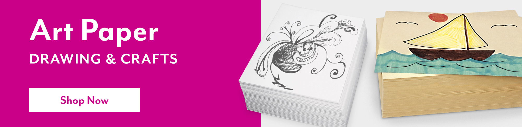Art paper for drawing and crafts - Shop Now