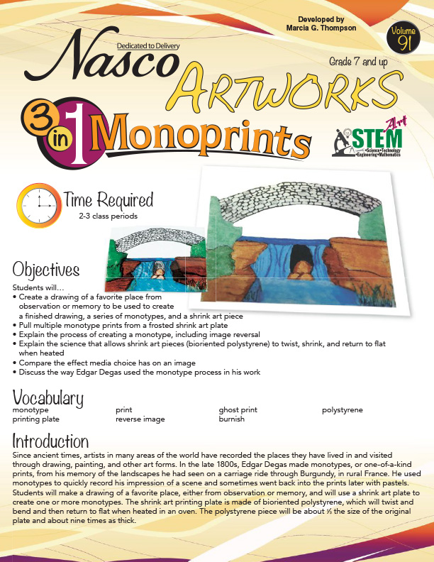 Free Activities Lesson Plans Page Art Supplies Crafts