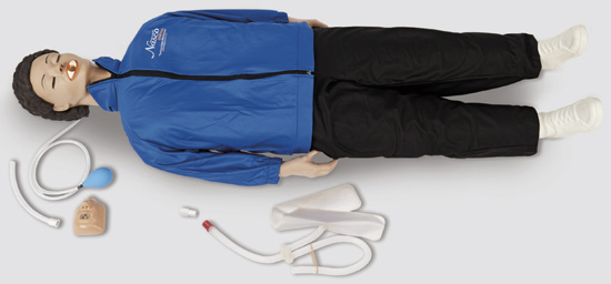 CPARLENE® BASIC FULL MANIKIN