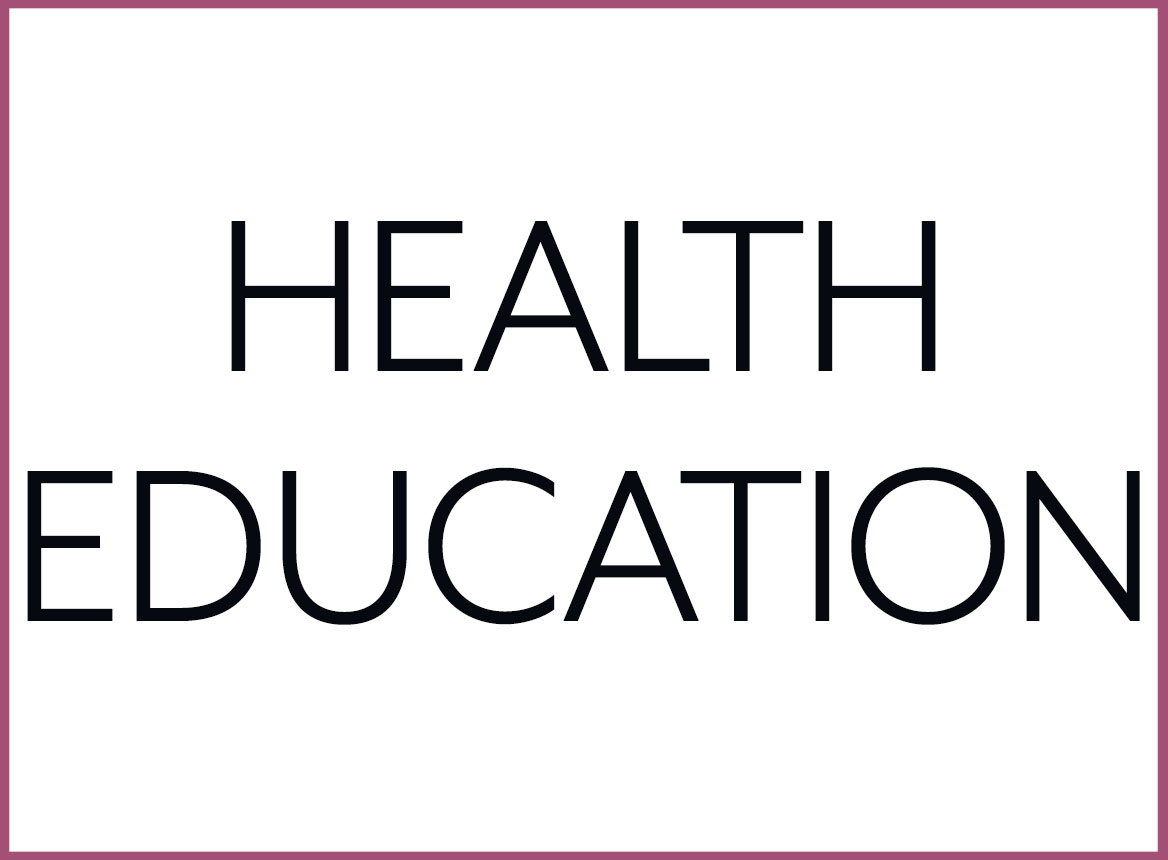 Shop Our Health Education Collection