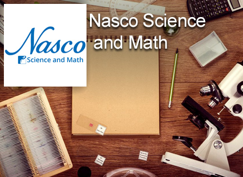 Nasco Science and Math Facebook page