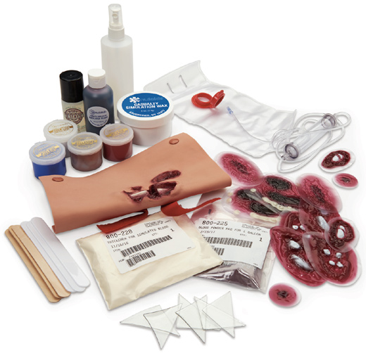 BASIC CASUALTY SIMULATION KIT #800-815