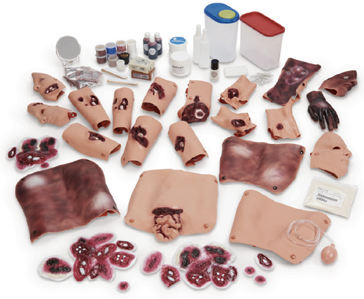 EMT CASUALTY SIMULATION KIT #800-818