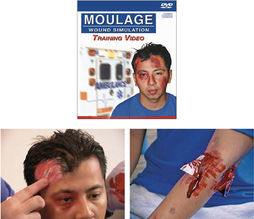 MOULAGE MOVIE #800-880