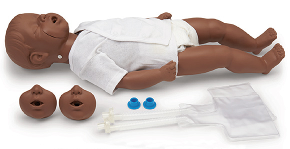 The Pediatric CPR Manikins come fully assembled and ready to use.
