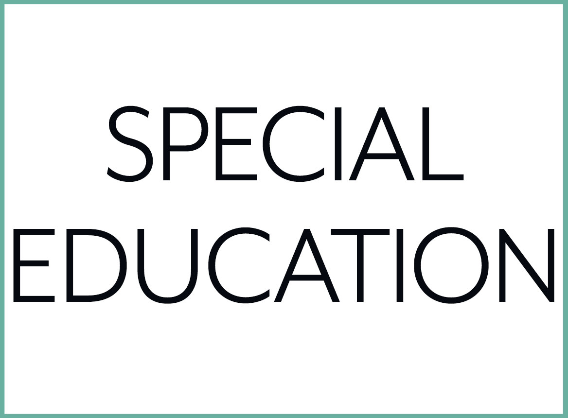 Shop Our Special Education/All-Inclusive Education Collection